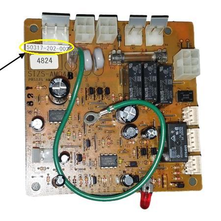 DS-B-17 – Burner Control Circuit Board