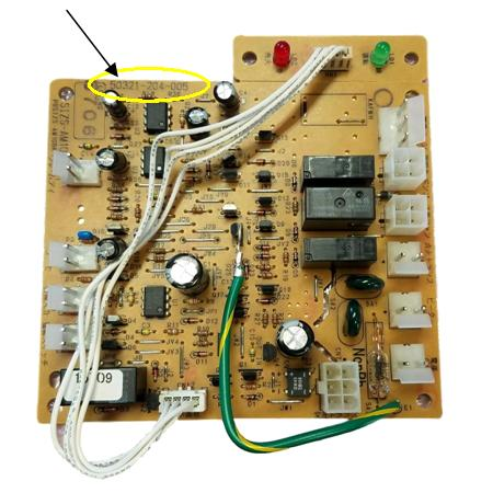 KSL-B-25B – Burner Control Circuit Board