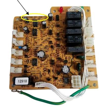 KSL-B-25D – Burner Control Circuit Board