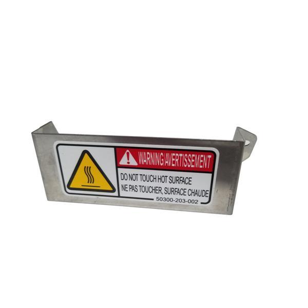 KSL-R-04 – Caution Label Plate