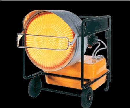 1JA Radiant Heater
